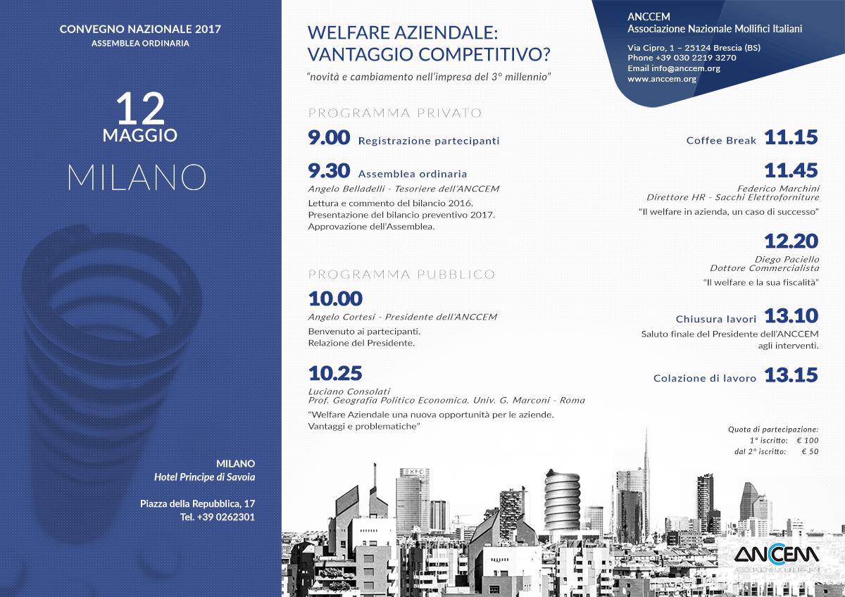 Programma convegno MIlano